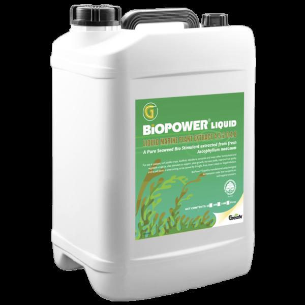 BioPower® Liquid Seaweed