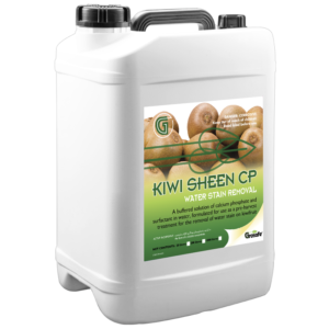 Kiwi Sheen CP- Water Stain Removal